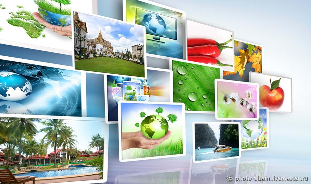 Рекламный слайд-шоу из фото, Фото, Минск,  Фото №1