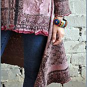 """Одежда ручной работы. Ярмарка Мастеров - ручная работа Летнее пальто """"Флоренция"""". Handmade."""