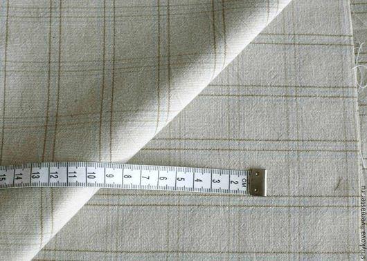 Шитье ручной работы. Ярмарка Мастеров - ручная работа. Купить Японский фактурный хлопок.. Handmade. Бежевый, ткани, ткани для пэчворка