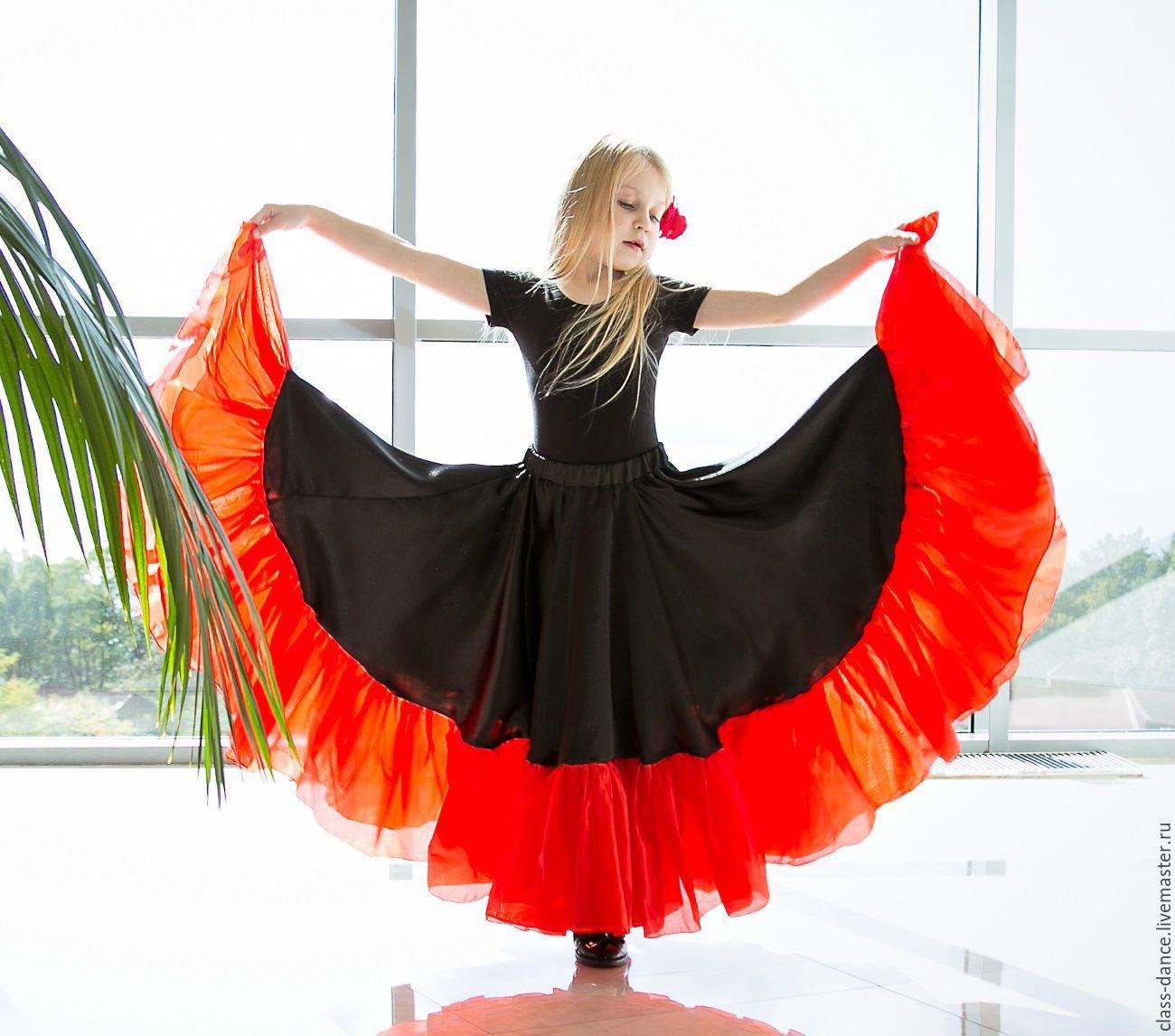 Цыганская юбка своими руками Мастер-классы на 44