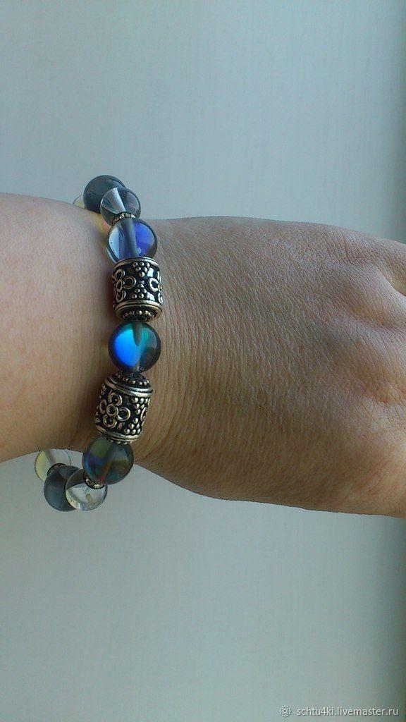 Bracelet ' Lunatic', Bead bracelet, Yaroslavl,  Фото №1