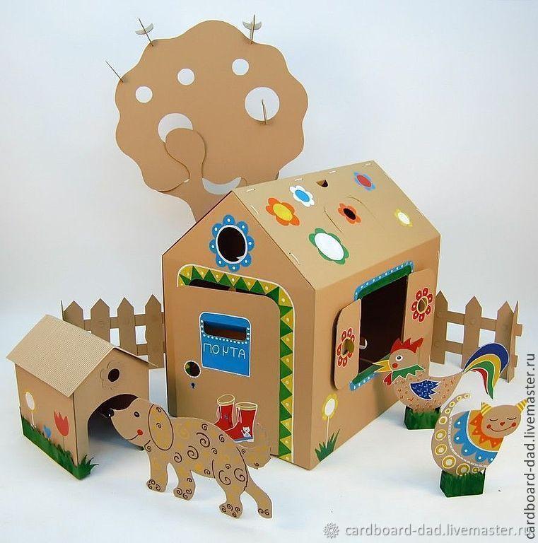 Мой первый дом (крафт), Мягкие игрушки, Раменское,  Фото №1