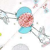 Материалы для творчества ручной работы. Ярмарка Мастеров - ручная работа Ткань 100% хлопок  для шитья, творчества и рукоделия. Handmade.