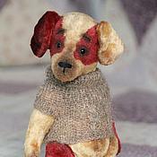 Куклы и игрушки ручной работы. Ярмарка Мастеров - ручная работа Щен 2))). Handmade.