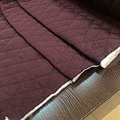 Материалы для творчества handmade. Livemaster - original item PSH39 Jacket fabric Italy quilted