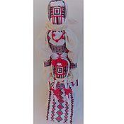 """Куклы и игрушки ручной работы. Ярмарка Мастеров - ручная работа Лялька-мотанка """"Ведучка"""" (ведуча в життя). Handmade."""