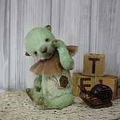 Куклы и игрушки ручной работы. Ярмарка Мастеров - ручная работа Улиткин и Уля. Handmade.