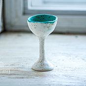 Посуда ручной работы. Ярмарка Мастеров - ручная работа Керамический бокал. Серия Simplicity. Handmade.