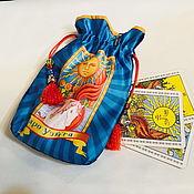 Фен-шуй и эзотерика handmade. Livemaster - original item Bag for Tarot cards