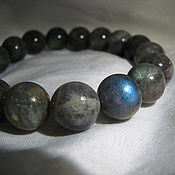 Украшения handmade. Livemaster - original item Bracelet with labradorite. Handmade.