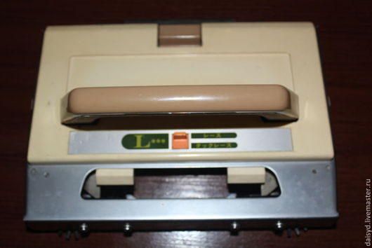 Вязание ручной работы. Ярмарка Мастеров - ручная работа. Купить Ажурная каретка для вязальной машины 5 класса Brother ,новая, Япония. Handmade.