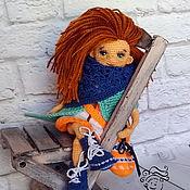Куклы и игрушки handmade. Livemaster - original item Doll, Lizaveta toy. Handmade.
