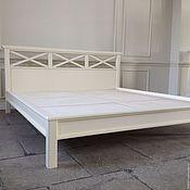 Для дома и интерьера handmade. Livemaster - original item Double bed No. №2. Handmade.