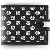 Сумки и аксессуары handmade. Livemaster - original item Wallet Polka Dot. Handmade.