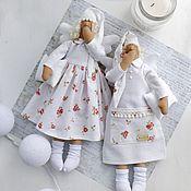 Куклы и игрушки ручной работы. Ярмарка Мастеров - ручная работа Сонные ангелы.. Handmade.