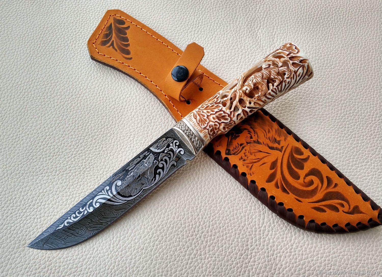 Gift knife 'Sputnik', Knives, Pavlovo,  Фото №1