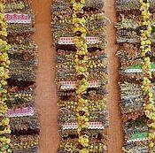 Русский стиль ручной работы. Ярмарка Мастеров - ручная работа Дорожка из крымских трав с лавандой и полынью. Handmade.