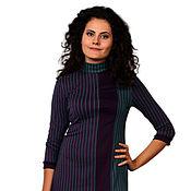 Одежда ручной работы. Ярмарка Мастеров - ручная работа Трикотажное платье-футляр из трикотажа ,3 цвета. Handmade.