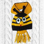 Работы для детей, ручной работы. Ярмарка Мастеров - ручная работа Комплект Пчелка. Handmade.