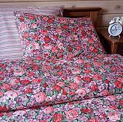 Для дома и интерьера handmade. Livemaster - original item Bedding set Flower garden. Handmade.
