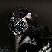 Куклы и игрушки handmade. Livemaster - original item Totem tiger, guardian of the ancient forest.. Handmade.