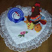 Подарки к праздникам handmade. Livemaster - original item Easter composition № 6. Handmade.