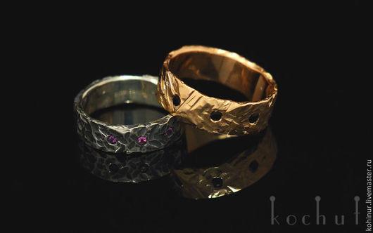 Купить. Украина, Россия. Обручальные кольца ручной работы. wedding rings. Заказать. Kochut