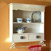 Для дома и интерьера ручной работы. Ярмарка Мастеров - ручная работа Полка универсальная. Handmade.
