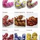 Валяние ручной работы. Ярмарка Мастеров - ручная работа. Купить Шелковые нити сари (10г) - для декора в мокром валянии. Handmade.
