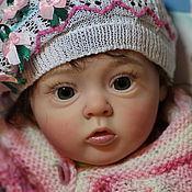 Куклы и игрушки ручной работы. Ярмарка Мастеров - ручная работа Кукла реборн Татка.. Handmade.