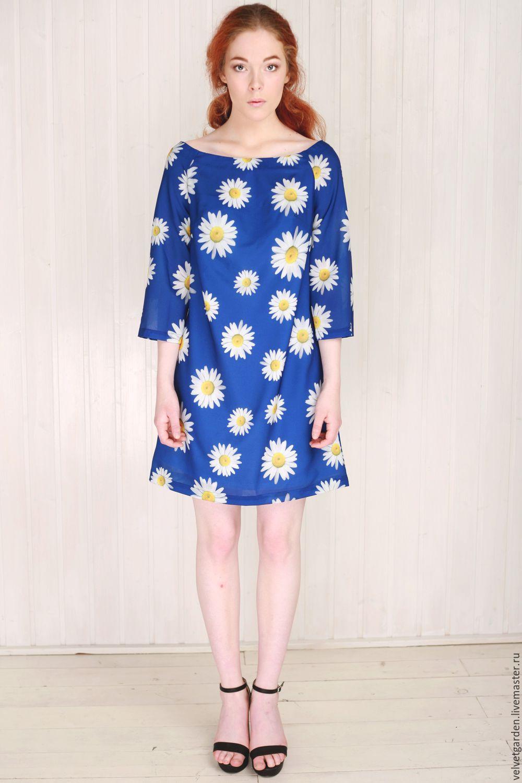 Платья в цветочек интернет магазин