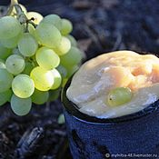 Косметика ручной работы handmade. Livemaster - original item Grape mask-antioxidant, 17 ml. Handmade.