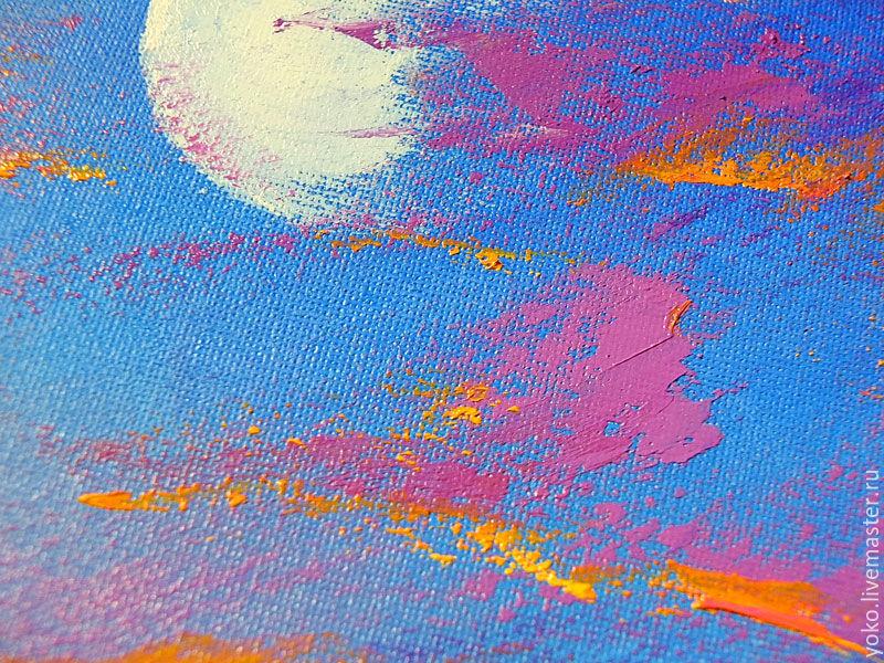 original yoga painting omwoman yoga meditate. Painting Yoga · Landscapes Handmade. Order The \u0027Meditation On A Waning Moon\u0027 - Oil Original Omwoman Meditate C