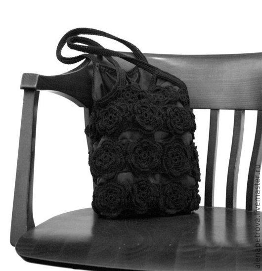 Женские сумки ручной работы. Ярмарка Мастеров - ручная работа. Купить Мечта поэта. Handmade. Сумка, сумка вязаная
