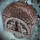 Сумки и аксессуары ручной работы. Плетеная сумка Эффект бабочки. Зиляра 'Плету с душой'. Ярмарка Мастеров. Эко, эффект бабочки