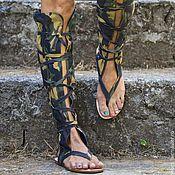 Обувь ручной работы handmade. Livemaster - original item Sparta. Handmade.