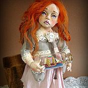 Куклы и игрушки ручной работы. Ярмарка Мастеров - ручная работа коллекционная кукла СТЕЙСИ (ПРОДАНА). Handmade.