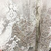Для дома и интерьера ручной работы. Ярмарка Мастеров - ручная работа Тюль Анфиса. Handmade.