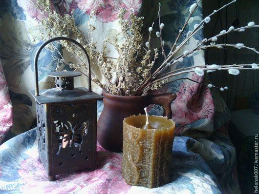 """Освещение ручной работы. Ярмарка Мастеров - ручная работа. Купить Светильник """"В ночном саду"""". Handmade. Разноцветный, металл"""