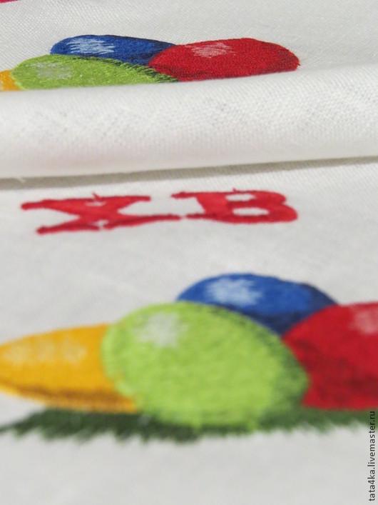 """Текстиль, ковры ручной работы. Ярмарка Мастеров - ручная работа. Купить Салфетка """"Пасха"""". Handmade. Салфетки, столовый комплект, текстиль"""