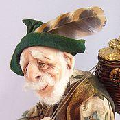 """Куклы и игрушки ручной работы. Ярмарка Мастеров - ручная работа """"Всем, кто в гномов верит..."""". Handmade."""