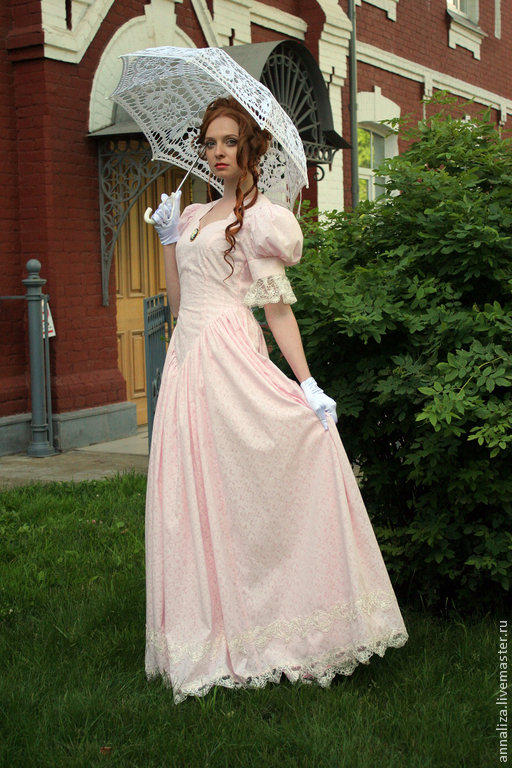 """Историческое платье """"19 Век не отступает"""", Dresses, Moscow,  Фото №1"""