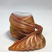 Материалы для творчества handmade. Livemaster - original item Ribbon  Shibori N 133. Handmade.