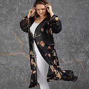 Одежда handmade. Livemaster - original item Tunic-kimono