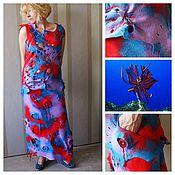 Одежда ручной работы. Ярмарка Мастеров - ручная работа Комплект валяный для девушки. Handmade.