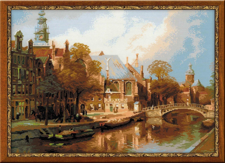 Амстердам, Картины, Кронштадт,  Фото №1