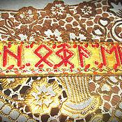 Фен-шуй и эзотерика handmade. Livemaster - original item Personal talisman-Runescript
