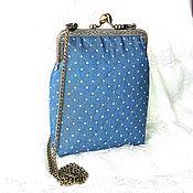 Сумки и аксессуары handmade. Livemaster - original item Handbag on the clasp