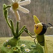 """Куклы и игрушки ручной работы. Ярмарка Мастеров - ручная работа """" С добрым утром!"""". Handmade."""
