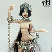 Куклы и игрушки handmade. Livemaster - original item Milena (12.5 cm). Handmade.